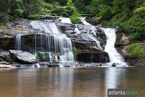Georgia waterfalls: our favorite hiking trails