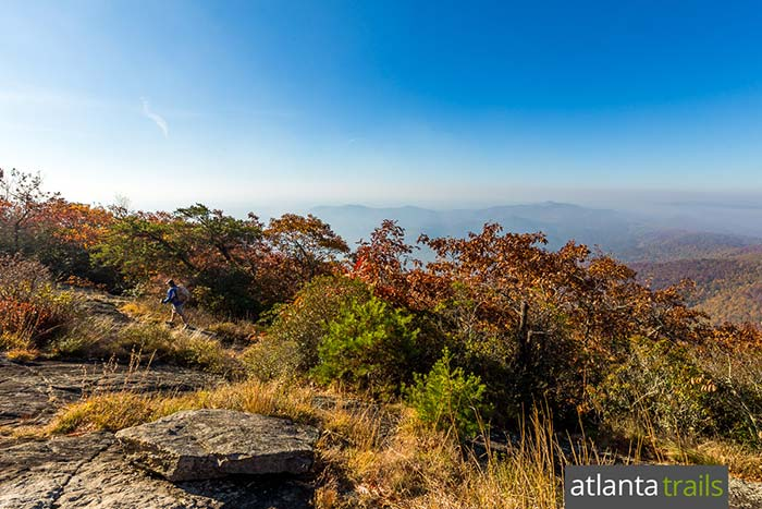 Blood Mountain: top hikes and backpacking adventures on the Appalachian Trail in Georgia