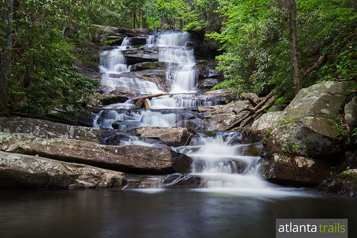 Waterfalls in Georgia: our top 10 favorite hikes