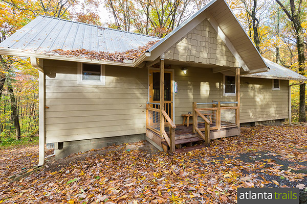 Fort Mountain State Park Cabin Review Renovated Cottages