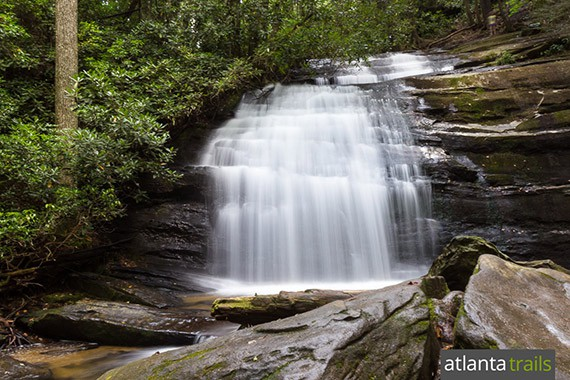 North Georgia waterfalls: our top 10 favorite hikes