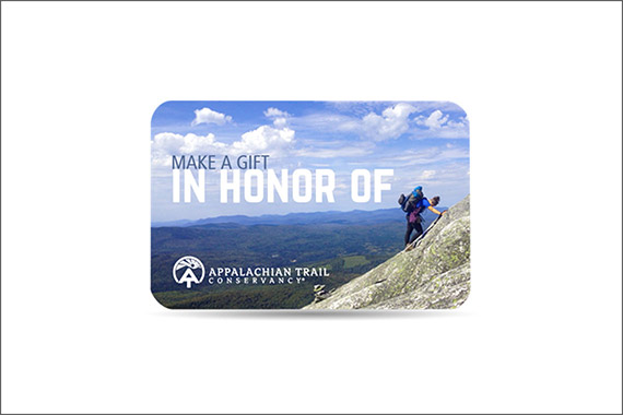 Make a Donation to the Appalachian Trail Conservancy