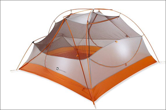 REI Quarter Dome 3 Backpacking Tent - gift ideas