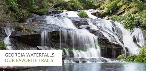 North Georgia Waterfall Hikes: Our Top 10 Favorite Trails