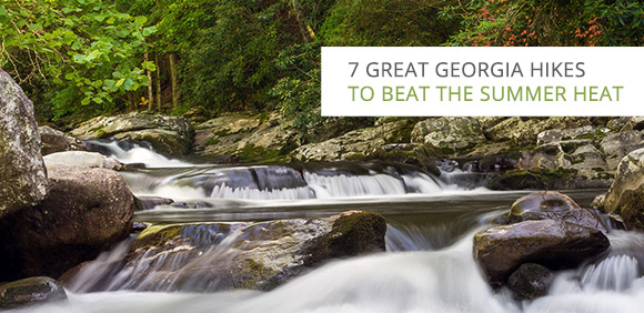 Great Georgia hikes to beat the Summer heat