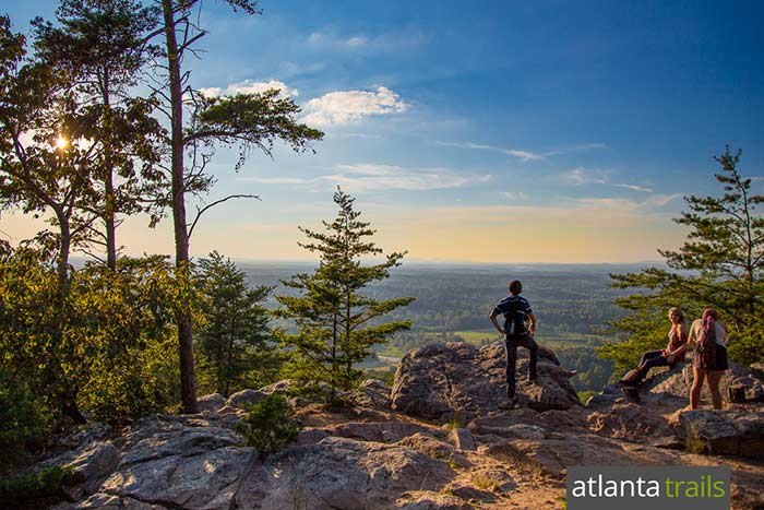 North Georgia mountain hikes: our favorite trails