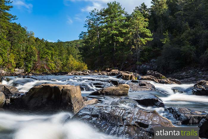 Sweetwater Creek State Park: our favorite hiking trails near Atlanta