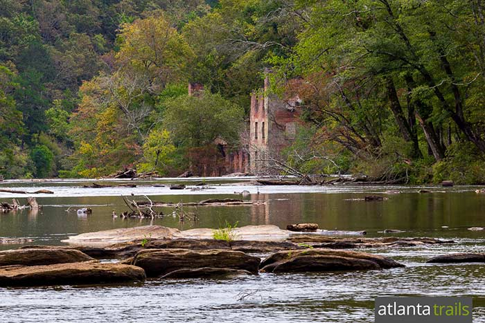 Sweetwater Creek State Park Destination Guide