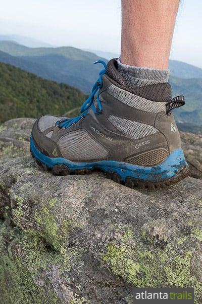 Vasque Inhaler Hiking Boot Review Atlanta Trails