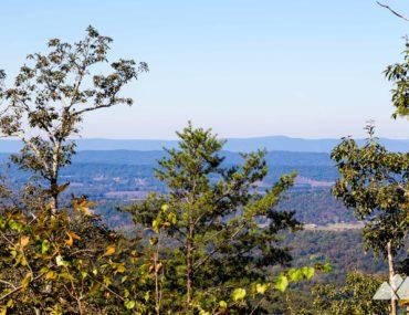 Pinhoti Trail: Snake Creek Gap to Mill Creek Mountain