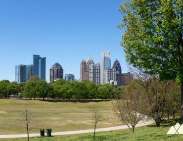 Atlanta BeltLine Piedmont Park