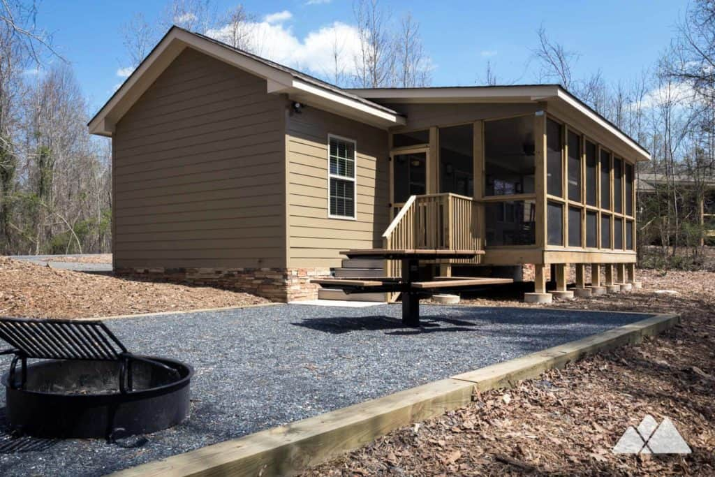 Fort Yargo State Park Cabins Review