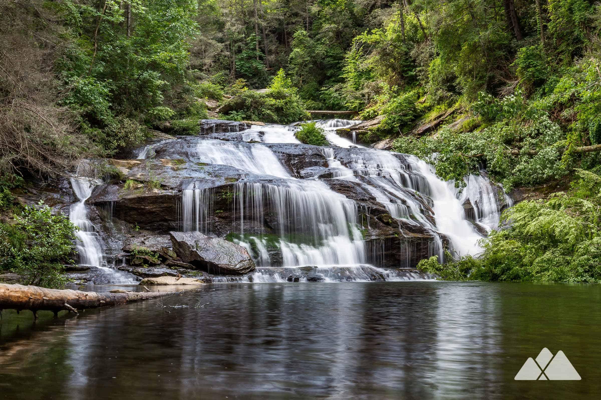 Panther Creek Trail Yonah Dam To Panther Creek Falls
