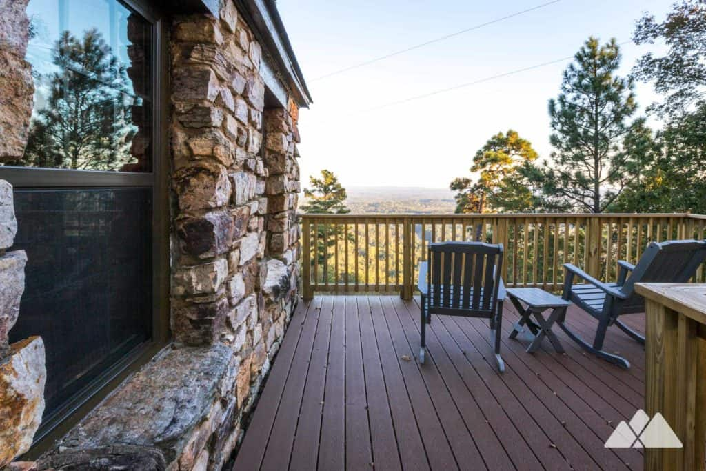 FD Roosevelt State Park cabin review: renovated historic cottages