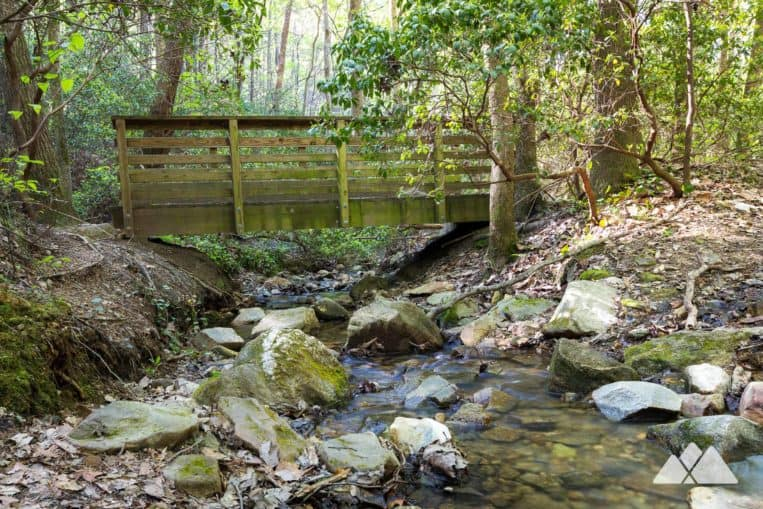 Pine Mountain Trail: hike through a rocky, stream-filled forest near Allatoona Lake, north of Atlanta