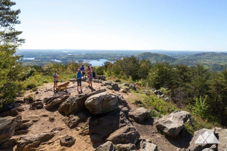 Pine Mountain Trail near Cartersville, GA