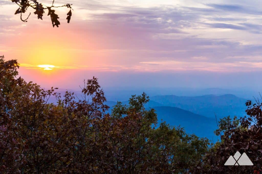 Hike the AT Approach Trail from Amicalola Falls to Springer Mountain, the southern end of the Appalachian Trail