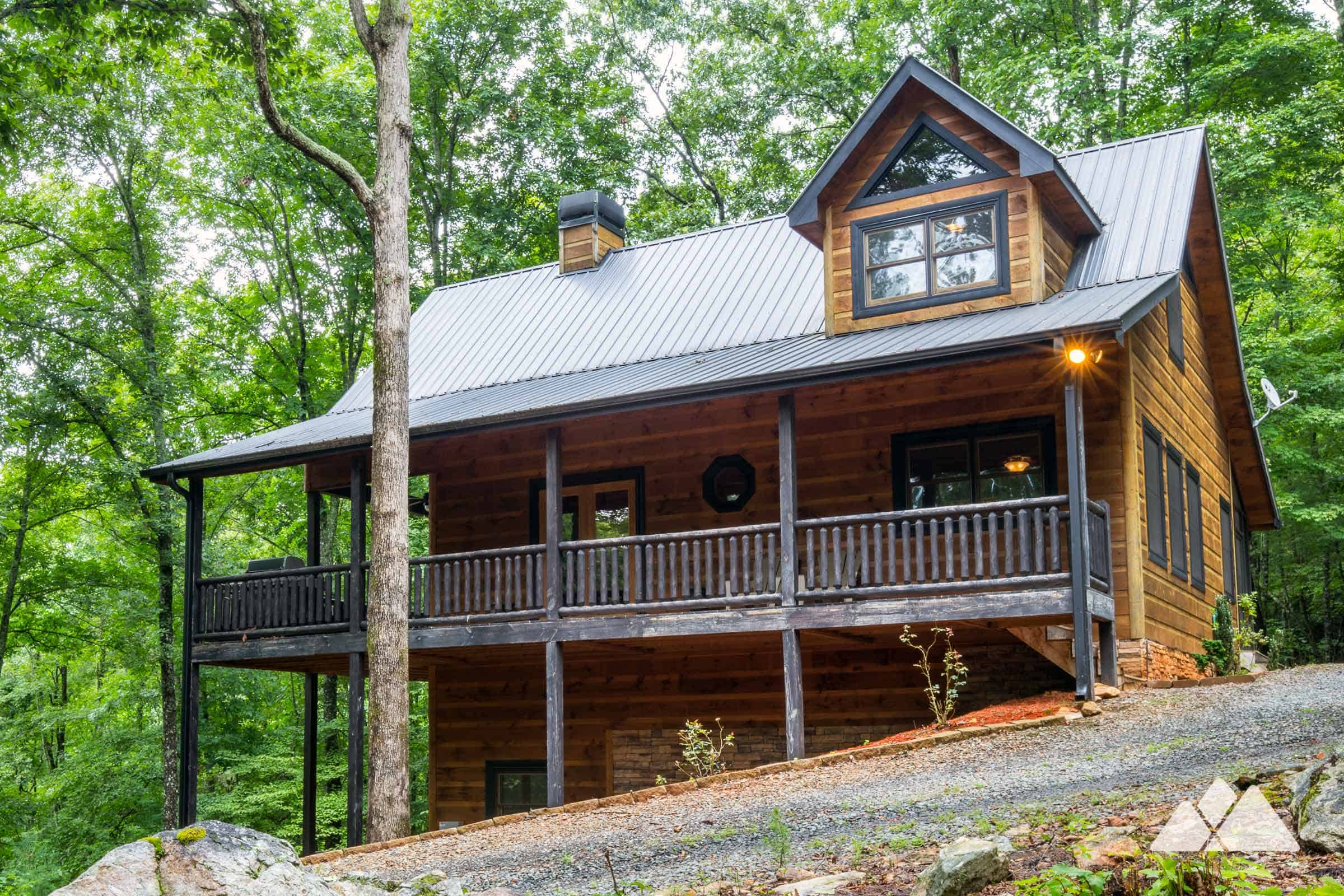 Southern Comfort Cabin Rentals Review Hawks Ridge In Blue