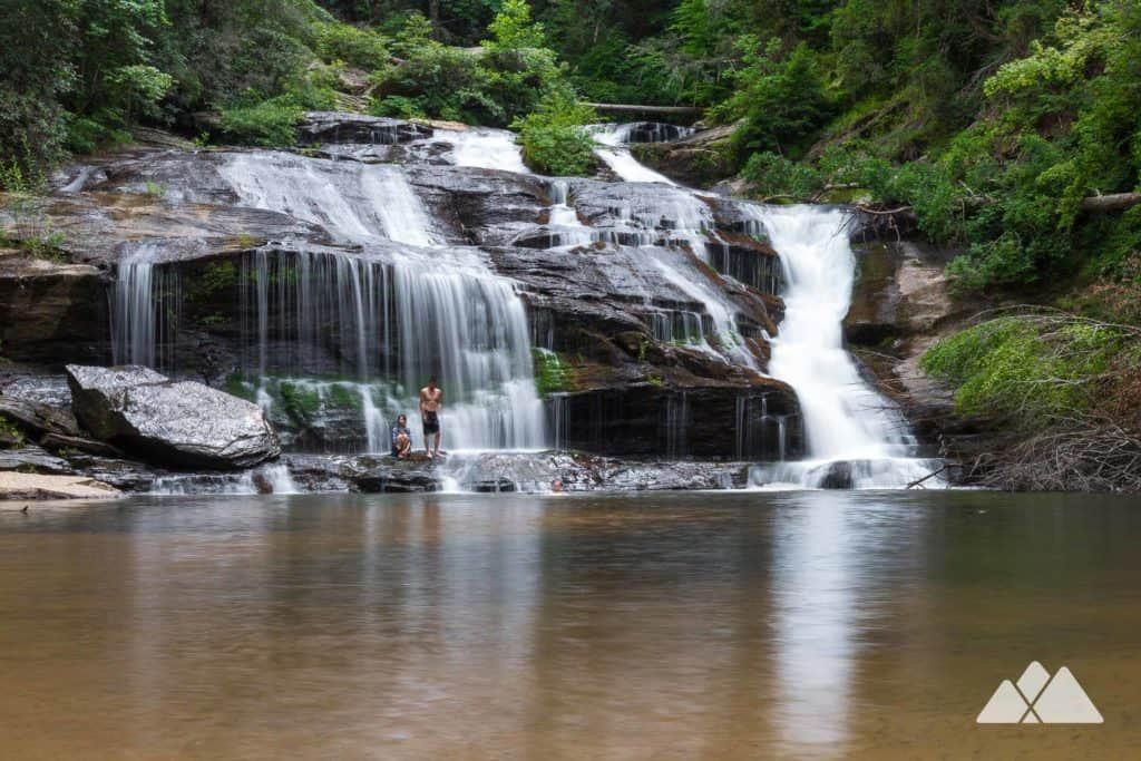 Hike to Panther Creek Falls, one of North Georgia's most beautiful and popular waterfall hikes