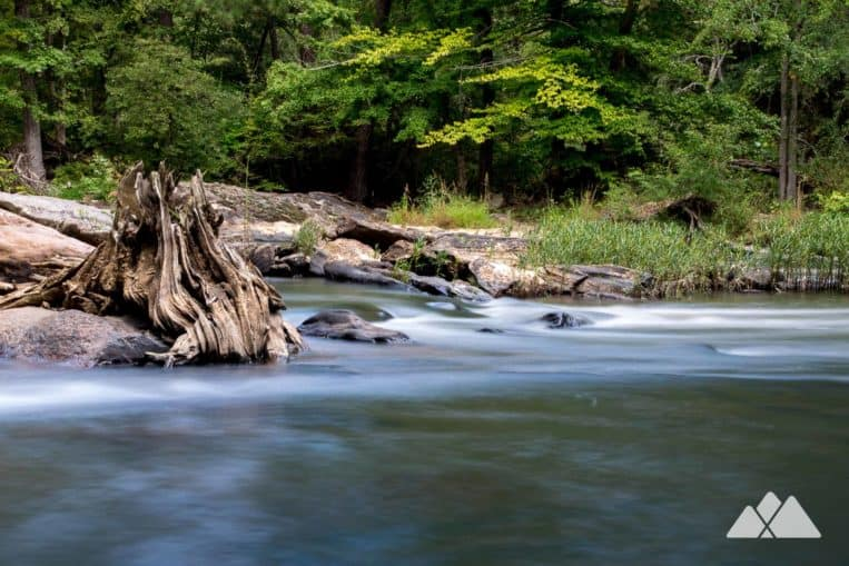 Explore Georgia's rivers and creeks on these top trails