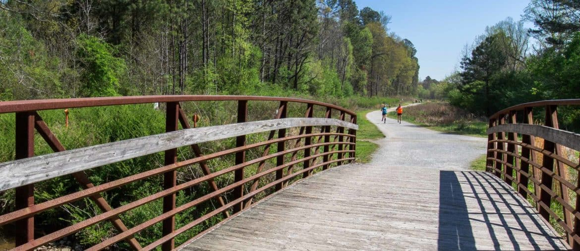 Atlanta running trails – our top 10 favorite trails