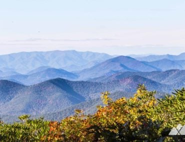 Tray Mountain: hiking the Appalachian Trail from Indian Grave Gap in Georgia