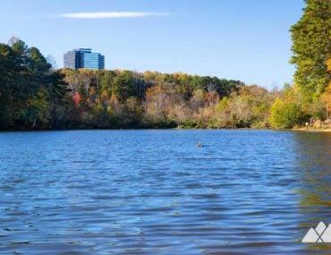 Murphey Candler Park Trail: top running trails in metro Atlanta, GA