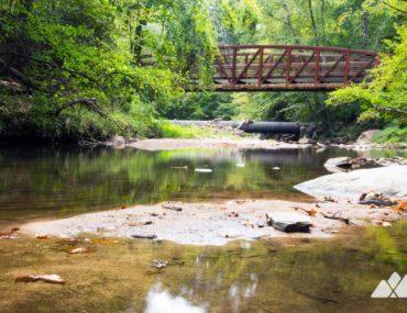 Paces Mill Park: West Palisades Trail