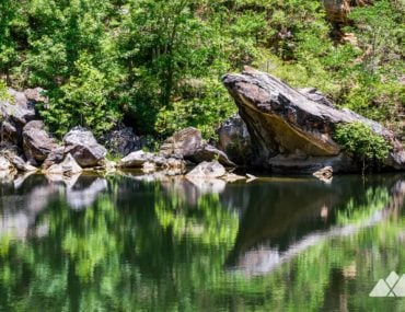 Pine Log Creek Trail and Quarry