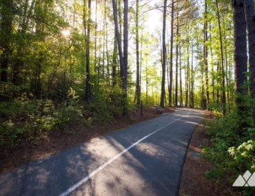 Tribble Mill Park Trail: top places to run near Atlanta, GA