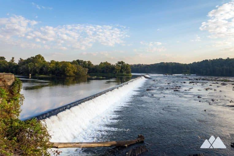 Augusta Canal: catch stunning Savannah River views at Savannah Rapids Park, just north of downtown Augusta, GA