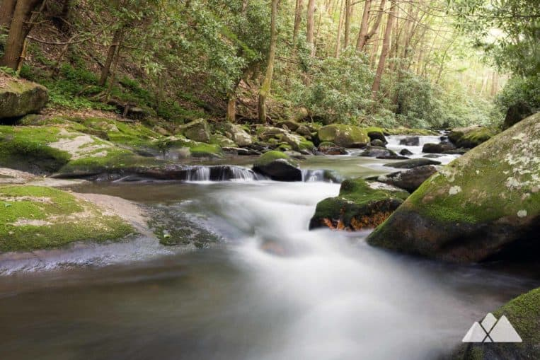 Conasauga River Trail: top hiking and backpacking trails in Georgia's Cohutta Wilderness