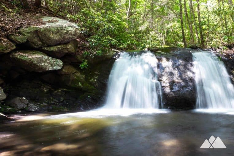 Emery Creek Falls Trail: top hikes in North Georgia