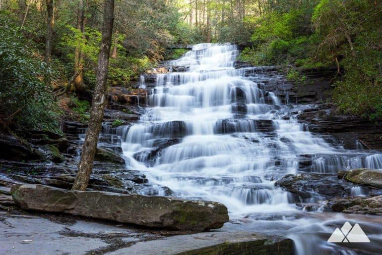 Minnehaha Falls Trail Georgia