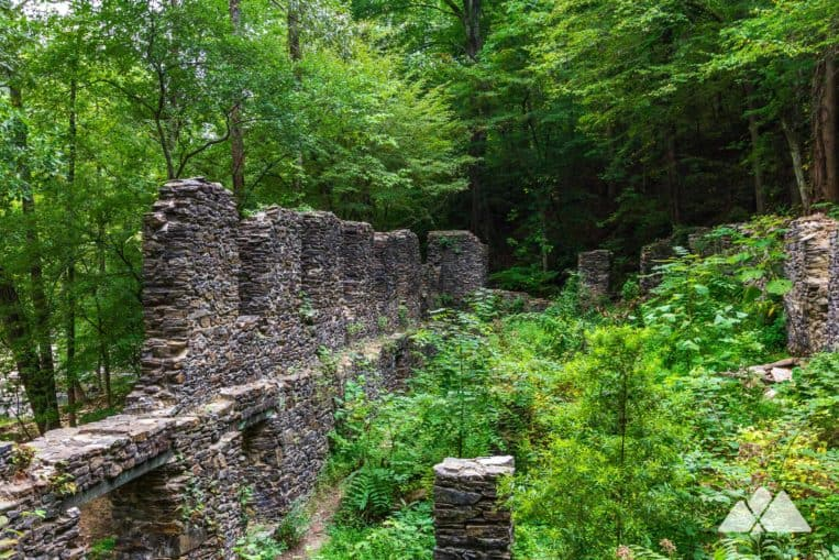 Georgia trails with historical features, from Civil War battlefields to the Revolutionary War