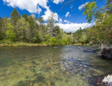 Chattooga River Trail: hiking the Bartram Trail in North Georgia