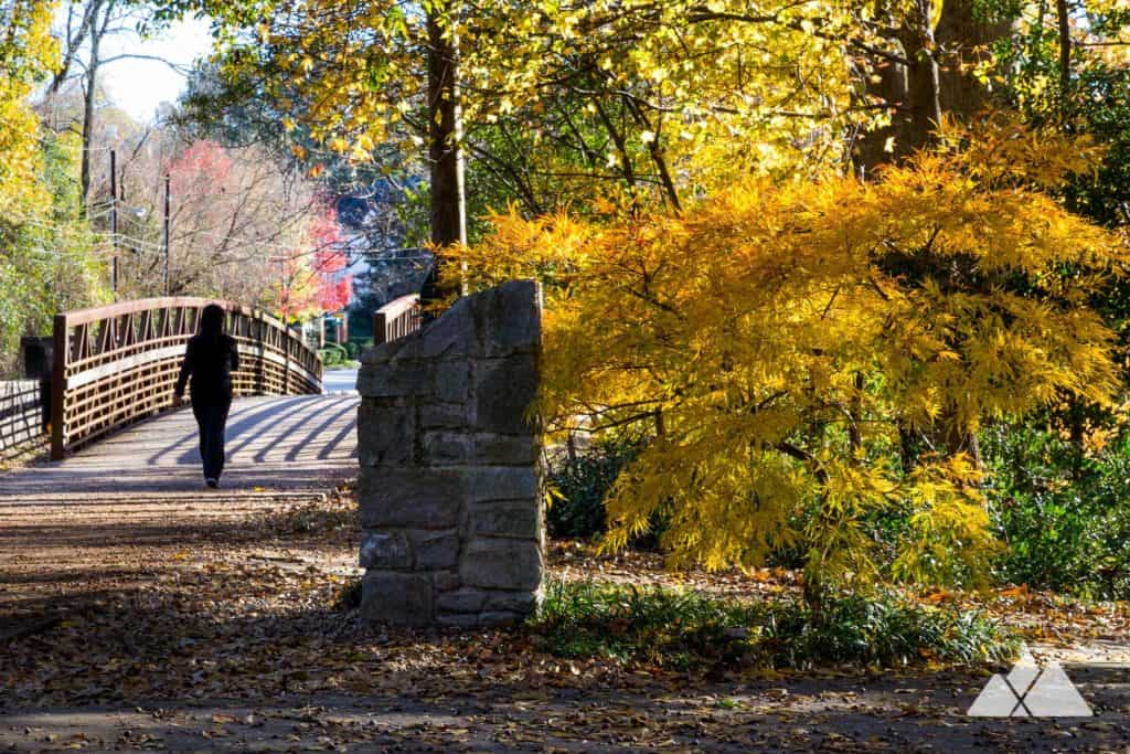 Chastain Park walking trail: top places to run near Atlanta's Buckhead neighborhood