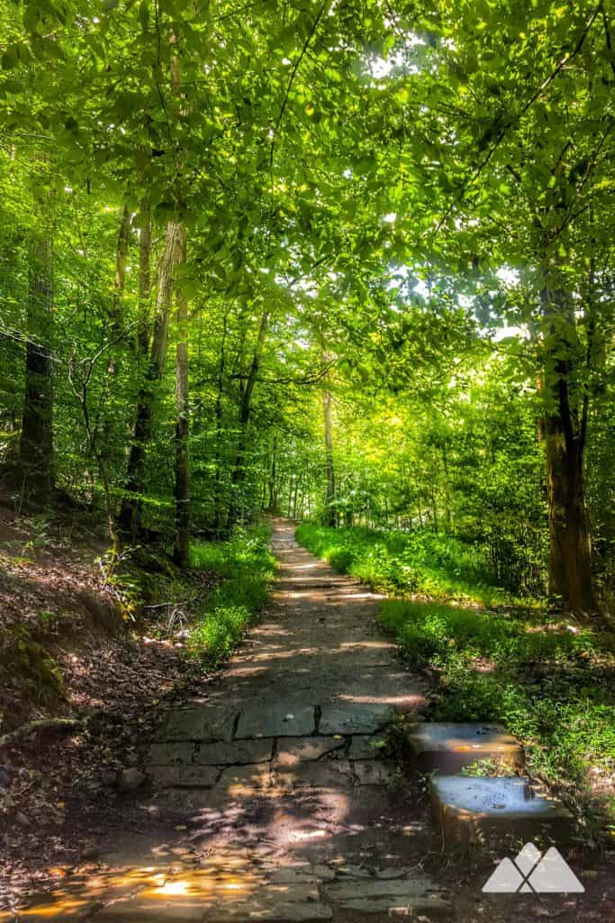 Top running trails near Atlanta: explore Little Mulberry Park in Gwinnett County on a fantastic trail run