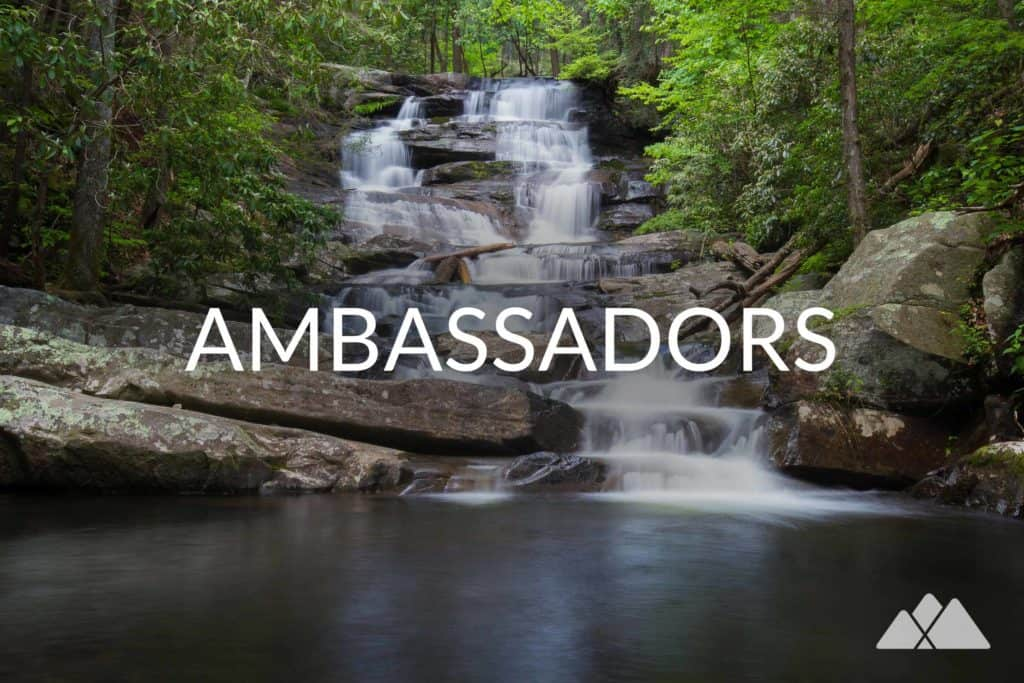 Our ambassadors are a small team with a big love for the outdoors in  Georgia. They re hikers and trail runners and backpackers and campers and  top-notch ... faca202eb2a63