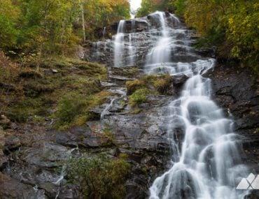 Amicalola Falls State Park in Georgia