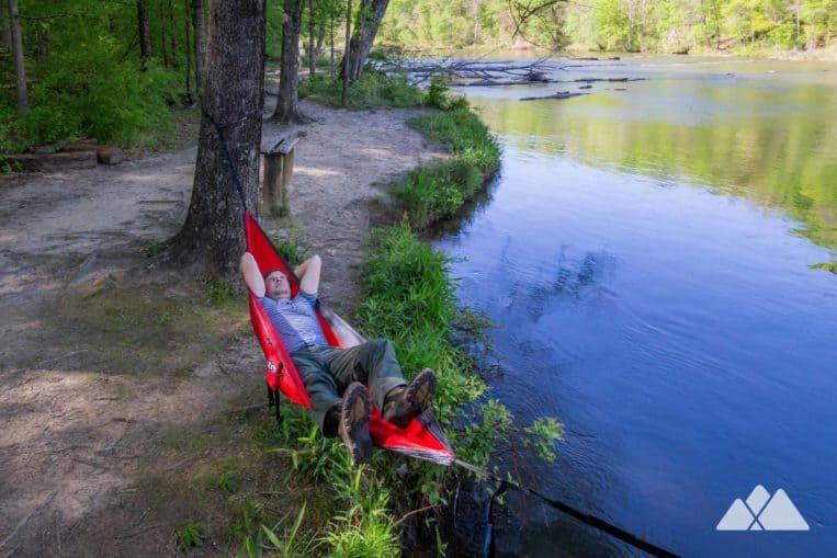 Our Favorite Spots To Hang An Eno Hammock Atlanta Trails