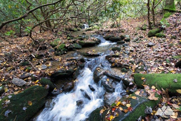Black Rock Mountain James E Edmonds Trail