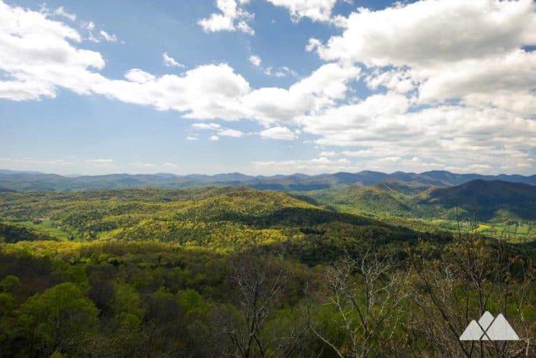 Black Rock Mountain State Park: Tennessee Rock Trail
