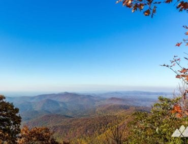 Blood Mountain: hiking, backpacking and camping guide for Georgia's highest summit on the Appalachian Trail