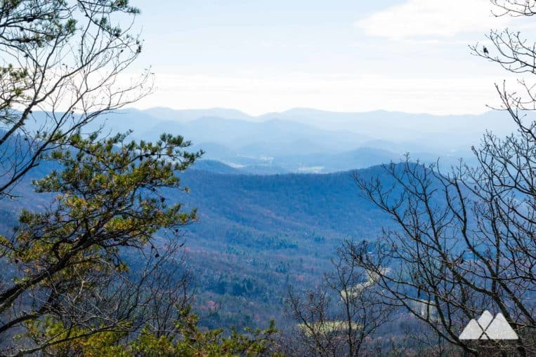 Brasstown Bald: hike the Arkaquah Trail to beautiful summit views
