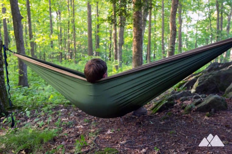 Camping in Georgia's Chattahoochee National Forest: free primitive campsites near Helen