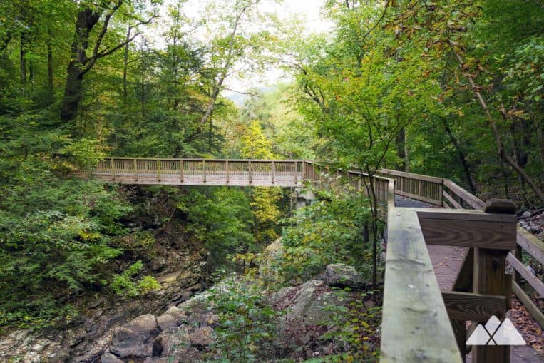 Sitton's Gulch Trail: hike to spectacular views and waterfalls at Cloudland Canyon State Park