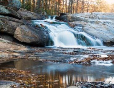 Cochran Mill Park: Henry Mill Falls Trail