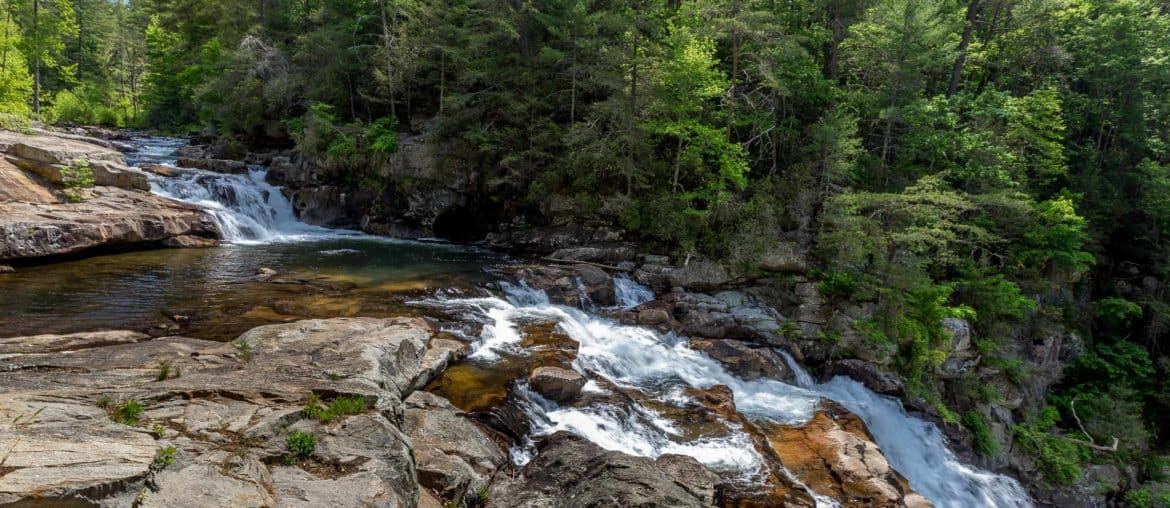 Cohutta Wilderness hiking, backpacking, camping & adventure guide