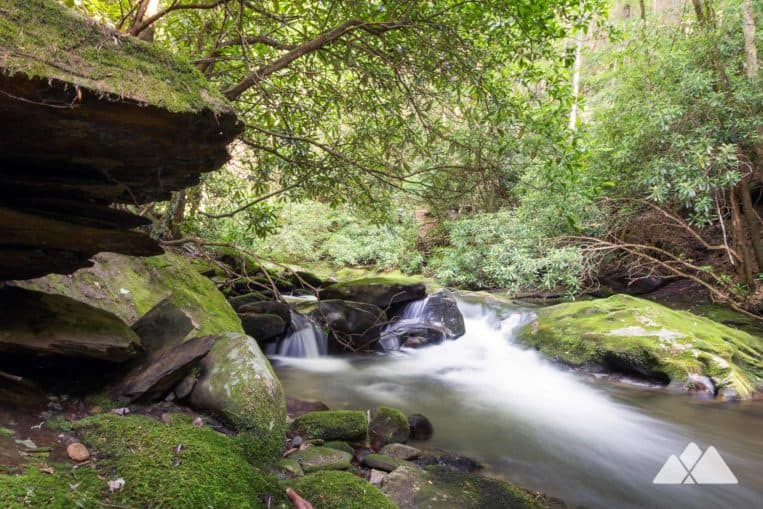 Hike the Conasauga River Trail to tumbling waterfalls in Georgia's remote Cohutta Wilderness